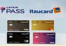 LATAM Pass Itaucard oferece bônus inicial de até 45 mil pontos