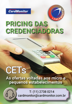 Pricing das Credenciadoras