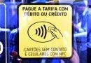 Teto para pagamento com cartão sem senha pode subir para até R$ 120