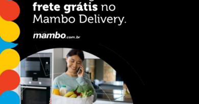 Cartão Elo tem frete grátis o supermercado Mambo delivery