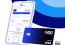 """GO2bank, novo banco digital da Green Dot, lança cartão de crédito com garantia (""""secured cards"""")"""