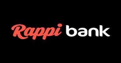 Rappi lança banco digital com crédito e cartões
