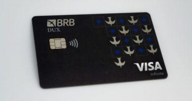 BRB lança cartão de maior pontuação do mercado
