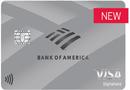 Cliente Bank of America recebe proposta para trocar de cartão